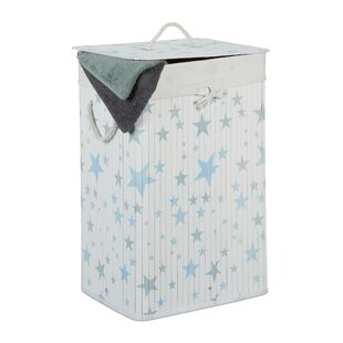 Review Bamboo Laundry Bin
