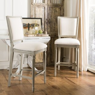 Allegra 30 Bar Stool (Set of 2) One Allium Way