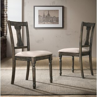 Neal Upholstered Dining Chair (Set of 2) Gracie Oaks