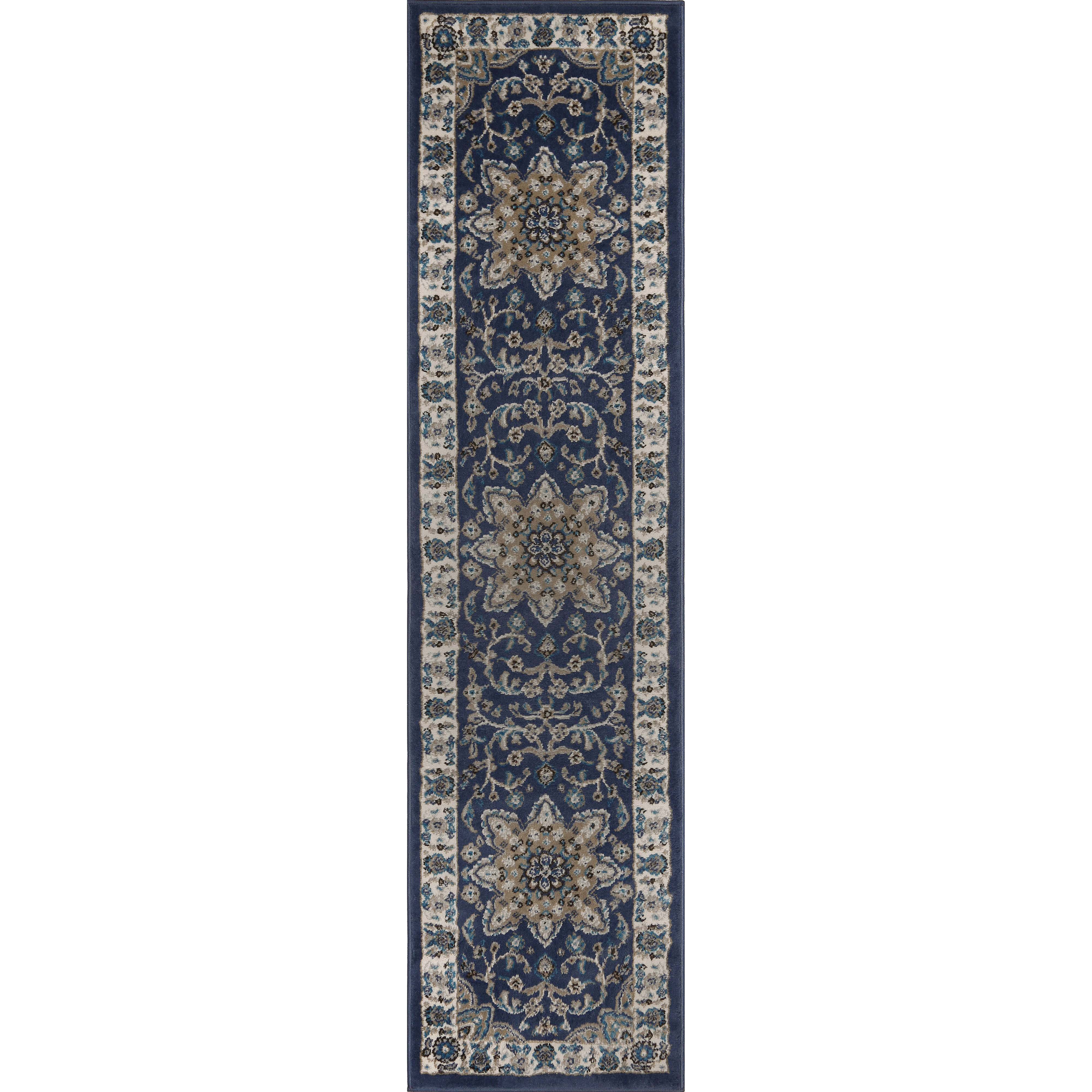 Long Hall Runner Rug Grey Traditional Carpet RunnersQuality Affordable Rugs