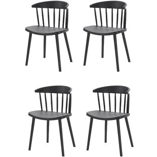 Midlothian Dining Chair (Set Of 4) By Brambly Cottage