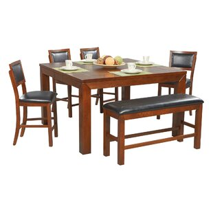Franklin 6 Piece Extendable Dining Set by..