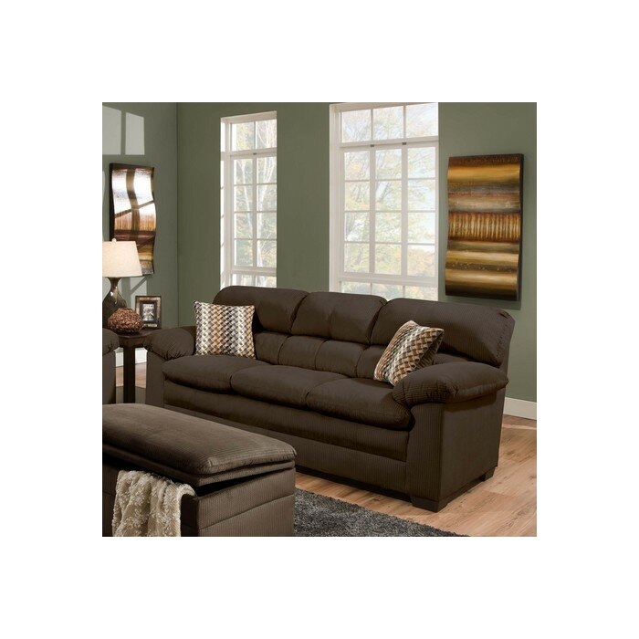 Brilliant Britton Sofa By Simmons Upholstery Ocoug Best Dining Table And Chair Ideas Images Ocougorg