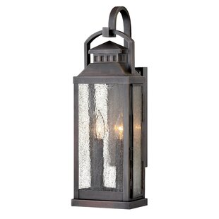 Revere 2-Light Outdoor Wal..