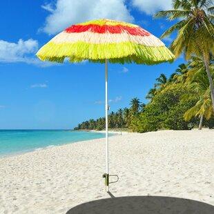 Kinkade 1.6m Beach Parasol By Sol 72 Outdoor