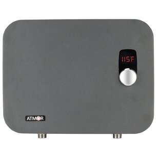 Atmor Industries Ltd. ThermoPro 27kW/240V 5.1 GPM Electric Tankless Water ..