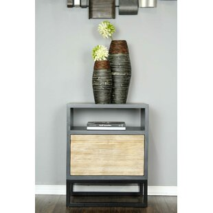 Bremer End Table with Storage