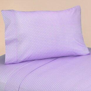 Mod Dots 4 Piece 100% Cotton Sheet Set
