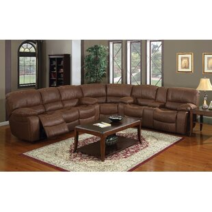 Price comparison Josie Reclining Sectional by E-Motion Furniture Reviews (2019) & Buyer's Guide