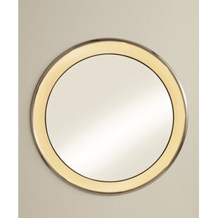 Best Review Tigris  Round Recessed Illuminated Mirror By Tech Lighting