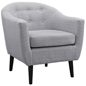 Victorino Upholstered Fabric Armchair by Geo..