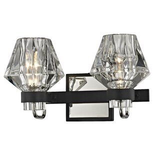 Troy Lighting Faction 2-Light Vanity Light