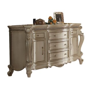 Buy clear Curcio 5 Drawer Combo Dresser by Astoria Grand
