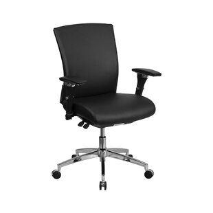 Compare & Buy Ash Multi-Functional Mid-Back Executive Chair By Latitude Run