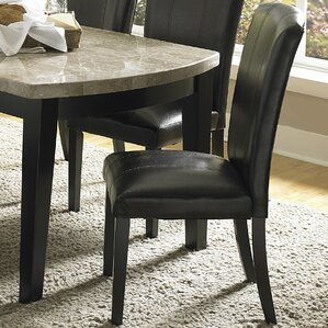 Beta Parsons Chair (Set of 2) by Latitude Run