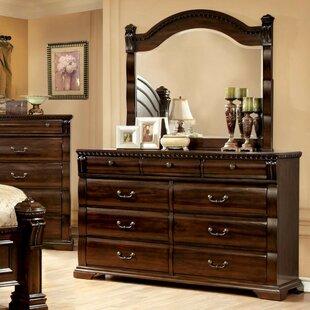 Futrell 9 Drawer Dresser