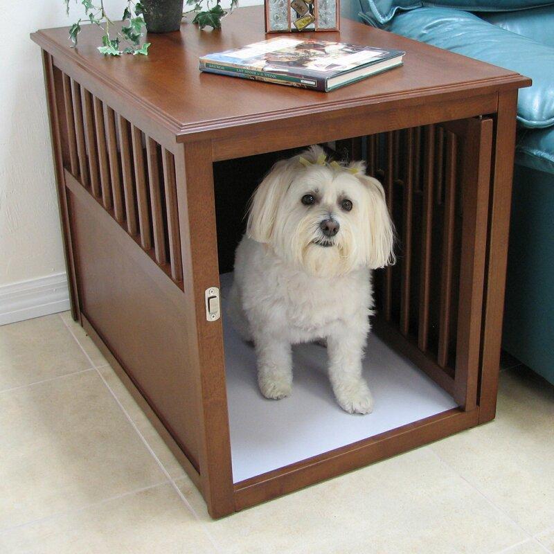 Bessie Crown Pet Crate