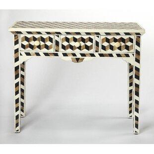 Brayden Studio Acosta Wood Console Table