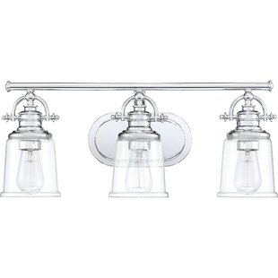 Inexpensive Attles 3-Light Vanity Light By Darby Home Co