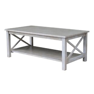 Gabby Coffee Table by Highland Dunes