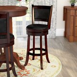 Westerman Swivel Counter & Bar Stool by Charlton Home®