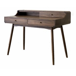 Chism Modern Wood Desk