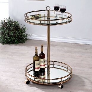 Kole Bar Cart by Willa Arlo Interiors