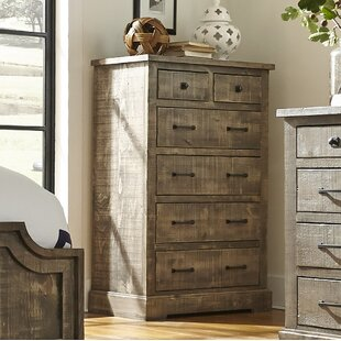 August Grove Wyton 6 Drawer Dresser/Chest