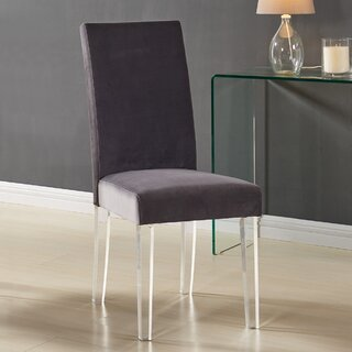 Arae Upholstered Dining Chair (Set of 2) by Willa Arlo Interiors SKU:AA425207 Check Price