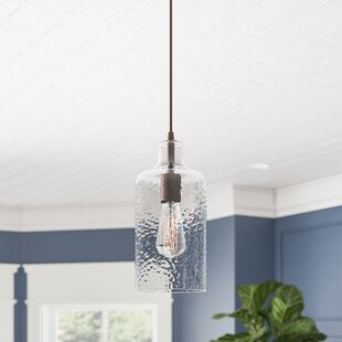 Aura 1-Light Cylinder Pendant