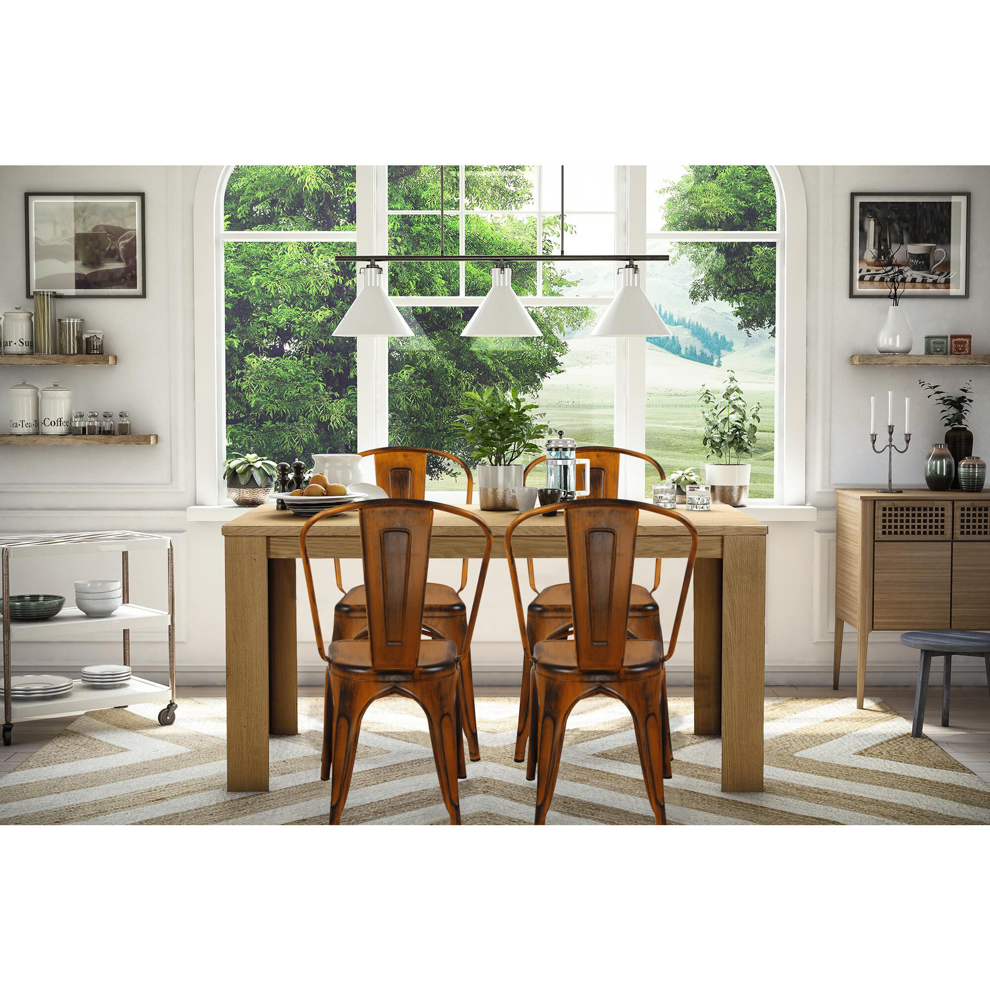 Commercial Use Williston Forge Kitchen Dining Chairs You Ll Love In 2021 Wayfair