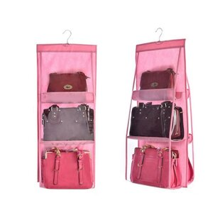 Clearance 6 Pocket Hanging Organizer By Fab Findz