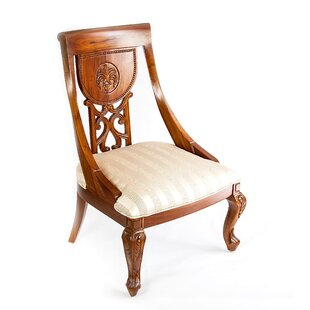 Engraved Florence Dining Chair