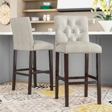 McLoud Bar & Counter Stool (Set of 2) by Gracie Oaks