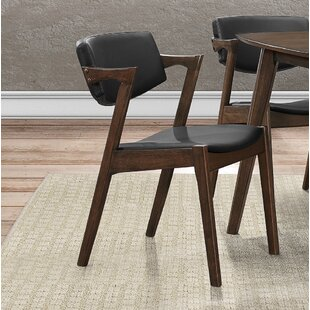 Moe Upholstered Dining Chair (Set Of 2) 2019 Sale