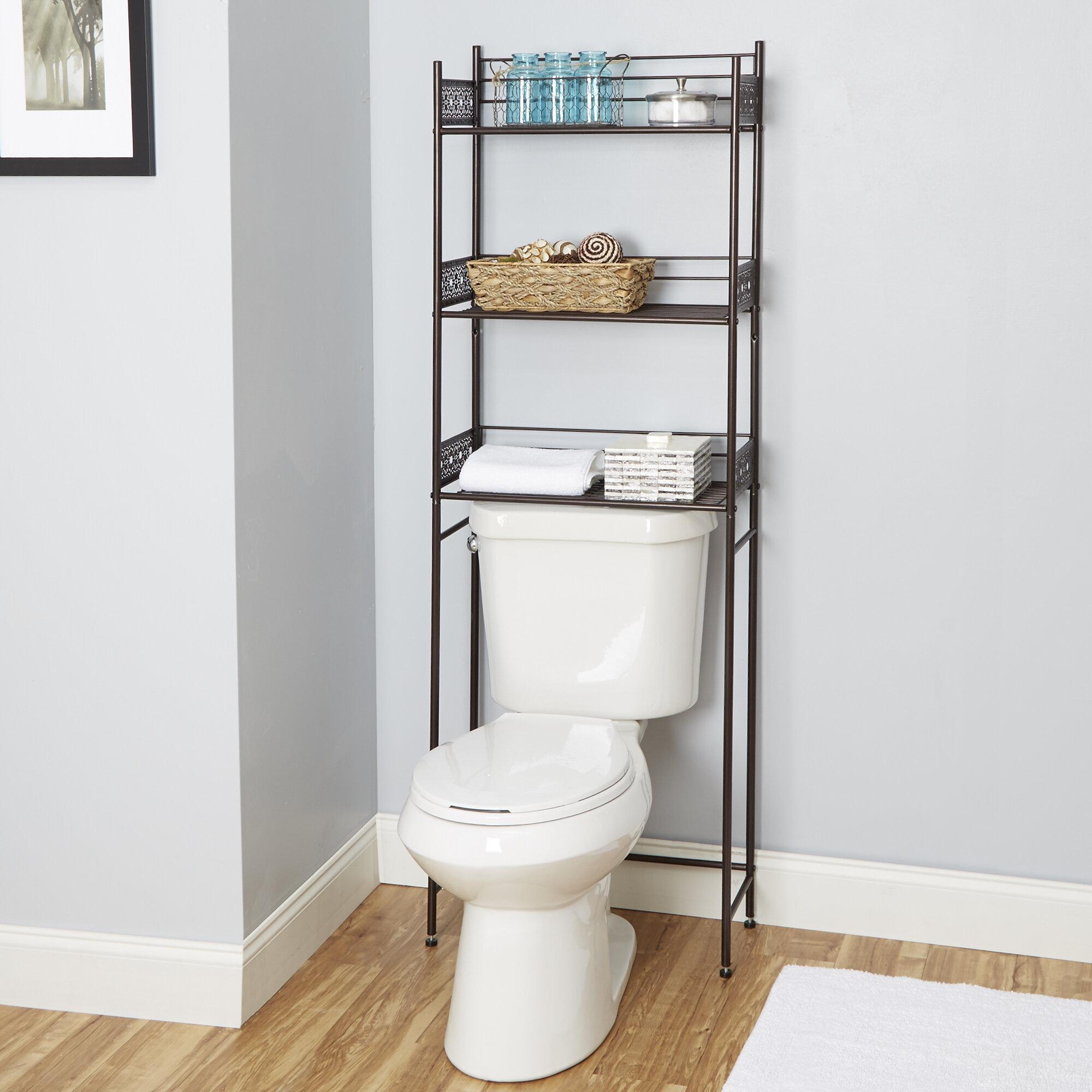 Popular Bath Scroll Over The Toilet Bathroom Space Saver ORB