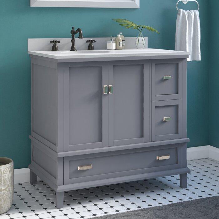 Ka 36 Single Bathroom Vanity Set