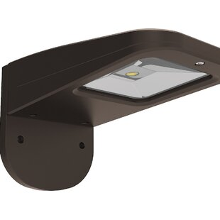 20-Watt LED Outdoor Security Wall Pack by Nuvo Lighting