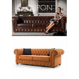 Aurelia Chesterfield Loveseat by Darby Ho..