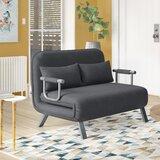 Grigori 45.5 Sofa Bed by Ebern Designs