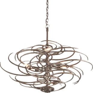 17 Stories Cian 6-Light Novelty Chandelier