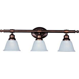 Alcott Hill Harshaw 3-Light Vanity Light