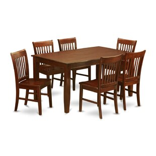 Newsome 7 Piece Dining Set by Darby Home Co