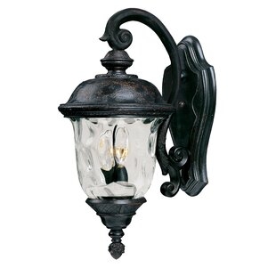 Noack 2-Light Outdoor Wall Lantern