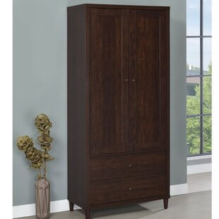 Ritzman Wooden 2 Door Accent Cabinet by Charlton Home