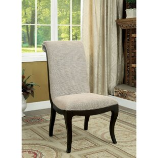 Moreno Upholstered Dining Chair (Set of 2) Winston Porter