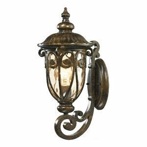 Logansport 1-Light Outdoor Wall lantern