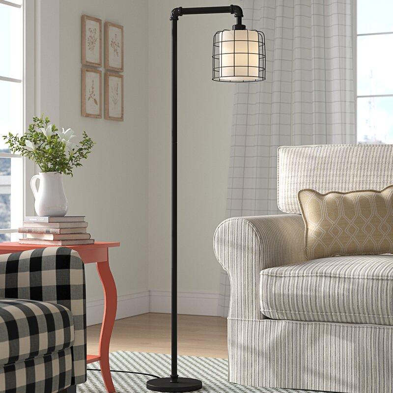 Strange Tyrone 60 75 Task Arched Arc Floor Lamp Home Interior And Landscaping Pimpapssignezvosmurscom