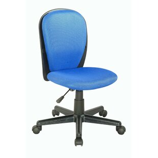 Reviews Mid-Back Desk Chair By Chintaly Imports