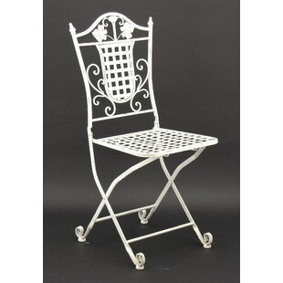Nestor Square Folding Patio Dining Chair